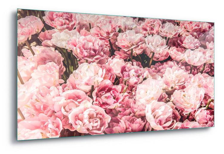Skleněný Obraz Sea Of Flowers