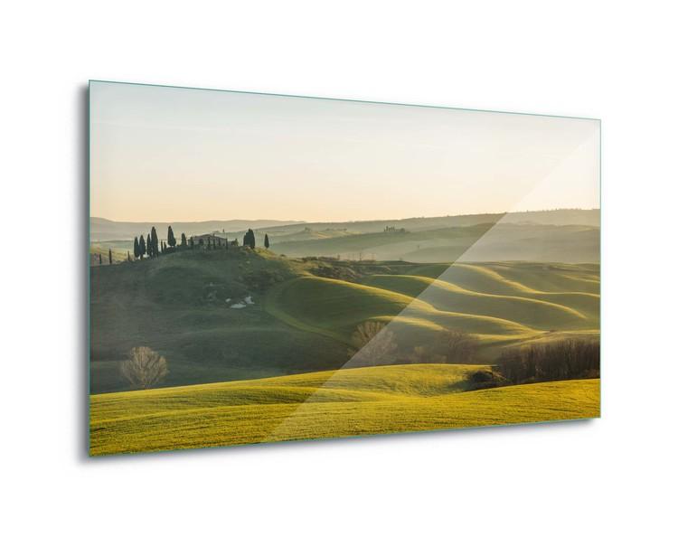 Tuscany Staklena slika