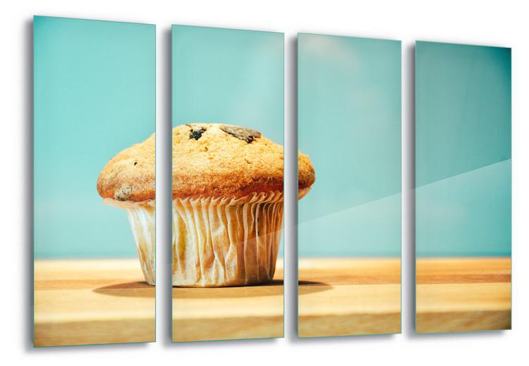 Szklany obraz  Muffin