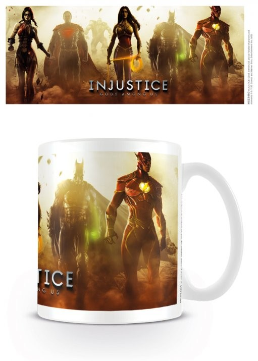 Hrnek Injustice - Gods Among Us