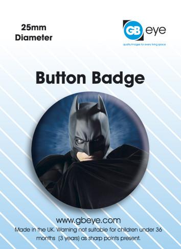 Batman - cape Insignă