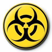 Biohazard Insignă