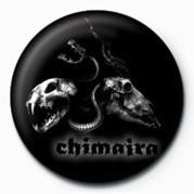 Chimaira (Skulls) Insignă
