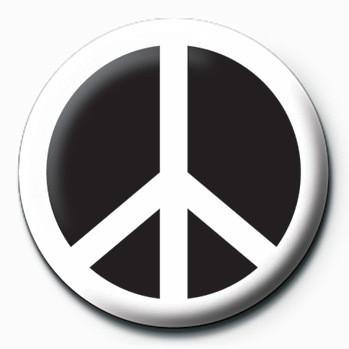 CND Symbol Insignă