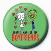 D&G - Eve.L (Zombie Boyfri Insignă