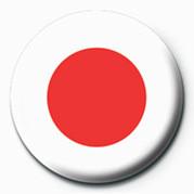 Flag - Japan Insignă