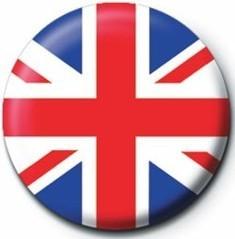 Flag (Union Jack) Insignă