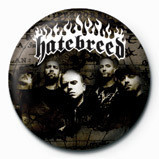 HATEBREED - band Insignă