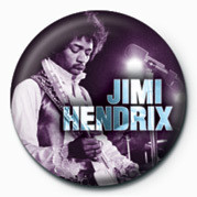 JIMI HENDRIX (EXPERIENCE) Insignă