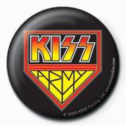 KISS - ARMY Insignă