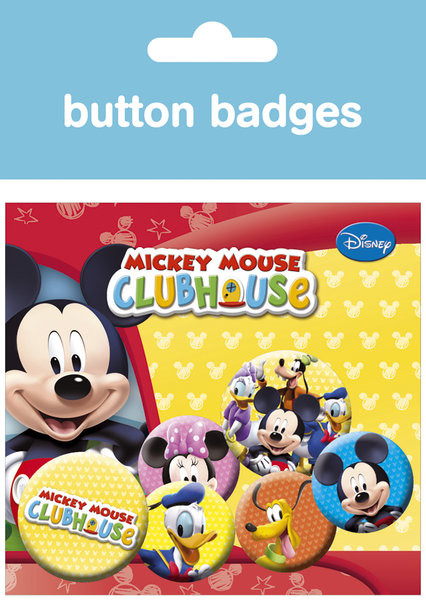 Set insigne MICKEY MOUSE