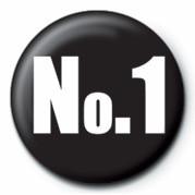 NO. 1 Insignă