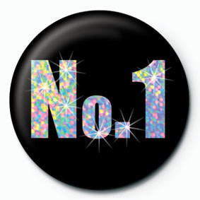 NO.1 Insignă