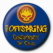 OFFSPRING - CONSPIRACY Insignă