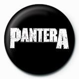 PANTERA - logo Insignă