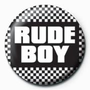 SKA - RUDE BOY Insignă