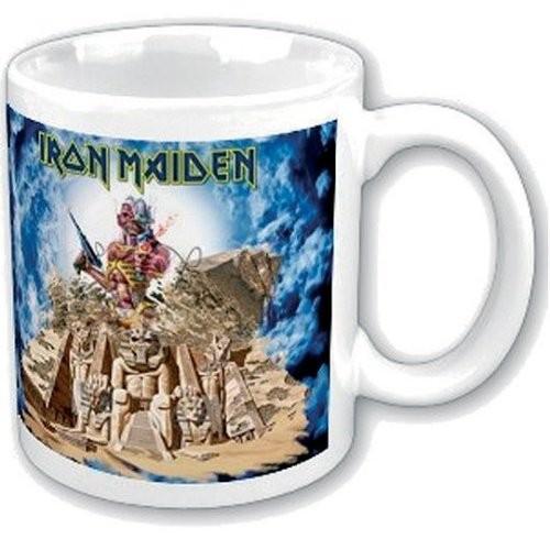 Hrnek Iron Maiden –  Somewhere Back In Time