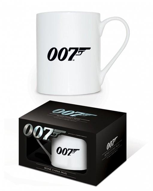 Taza James Bond - 007 Logo