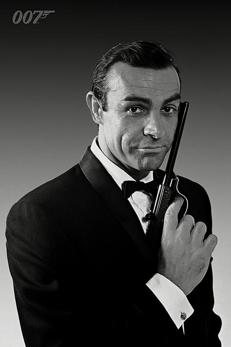 Αφίσα  James Bond 007 - the name is bond