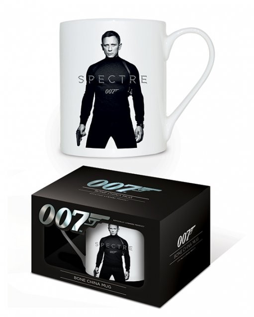 Taza James Bond: Spectre
