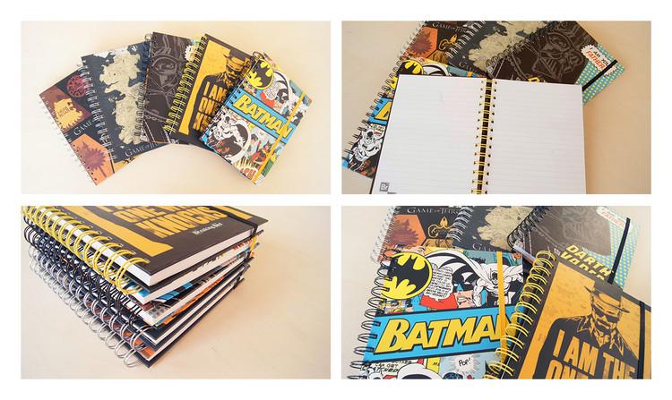 DC Originals - Harley Quinn A5 Jegyzetfüzet