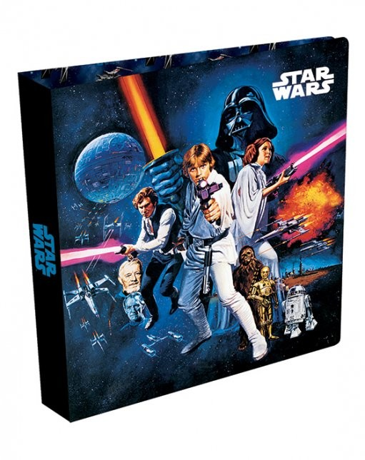Star Wars - A New Hope Ringbinder jegyzetfüzet