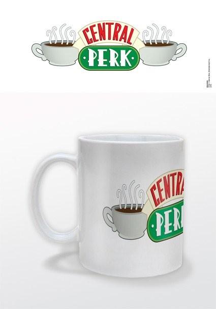 Csésze Jóbarátok - TV Central Perk
