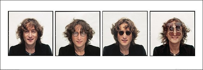 John Lennon – quartet kép reprodukció