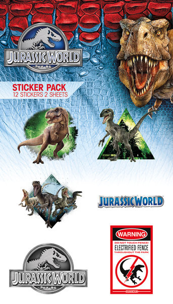 Jurassic World - Mix