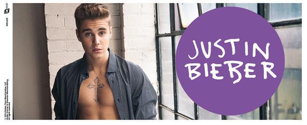 Hrnek Justin Bieber - Shirt  (Bravado)