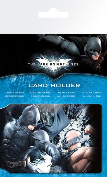 Batman The Dark Knight Rises - Battle kaarthouder