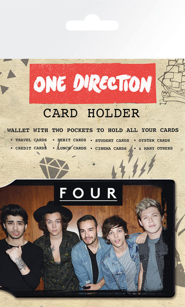 One Direction - Four kaarthouder