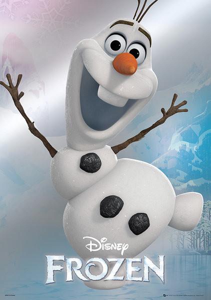 Ľadové kráľovstvo - Olaf
