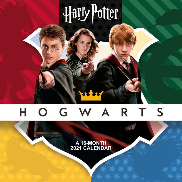 Kalendář 2021 Harry Potter