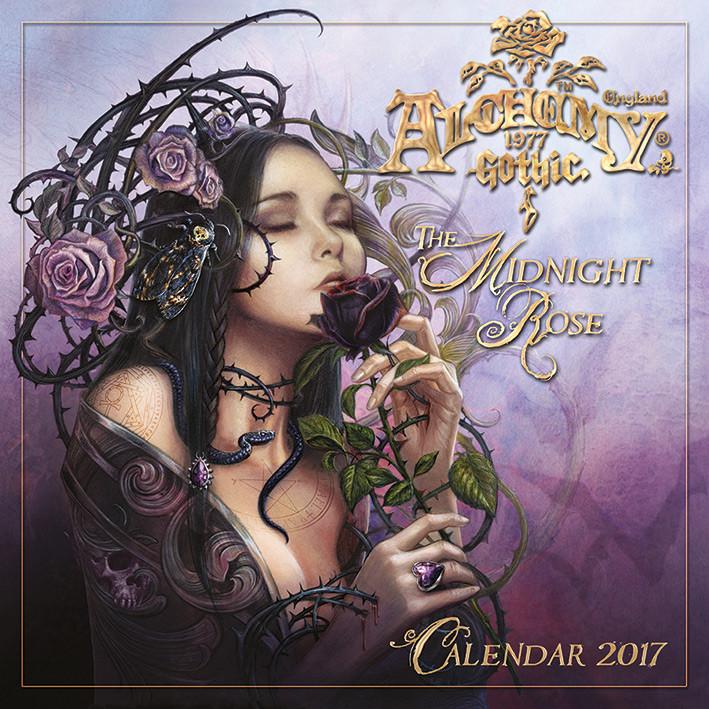 Kalendář 2017 Alchemy