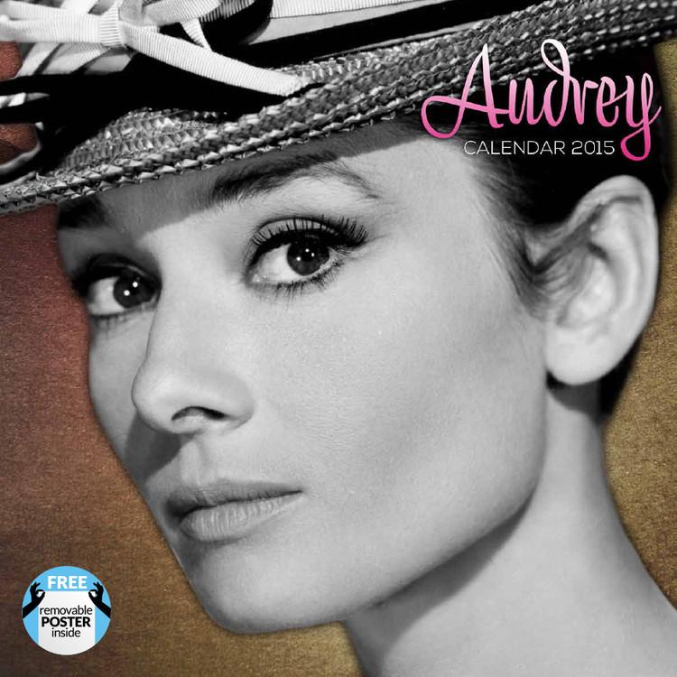 Kalendár 2017 Audrey Hepburn