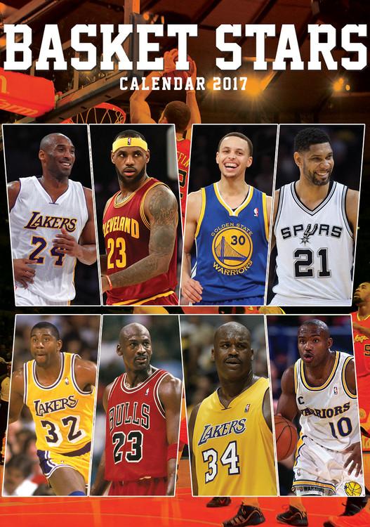 Kalendár 2018 Basket