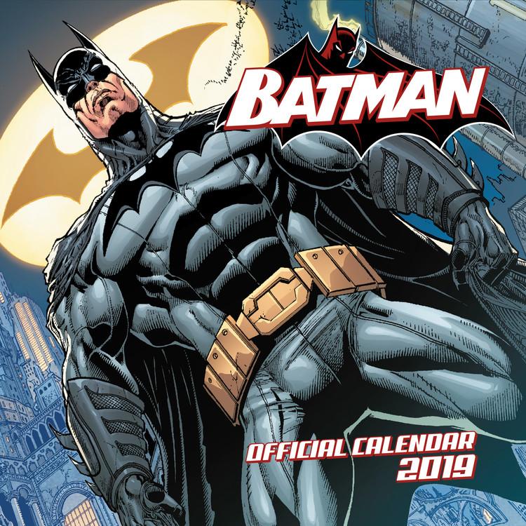 Kalendář 2020  Batman Comics