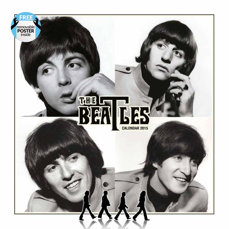 Kalendář 2017 Beatles