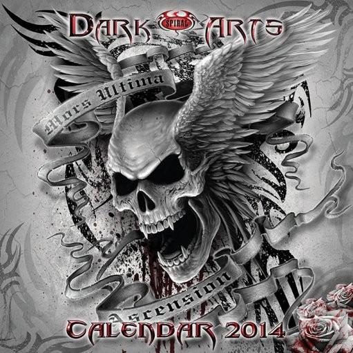 Kalendár 2017 Calendar 2014 - SPIRAL