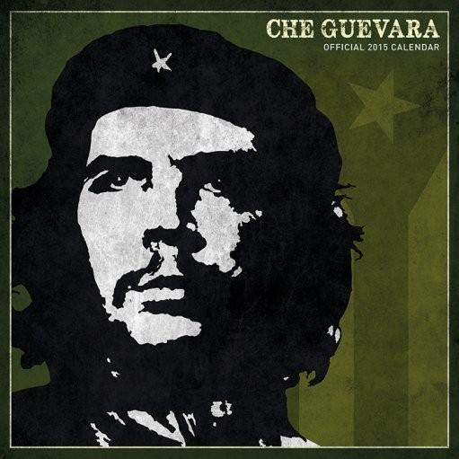 Kalendár 2017 Che Guevara