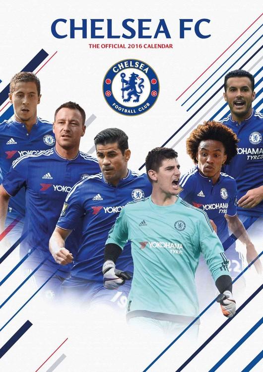 Kalendár 2018  Chelsea FC