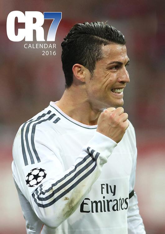 Kalendár 2018  Cristiano Ronaldo