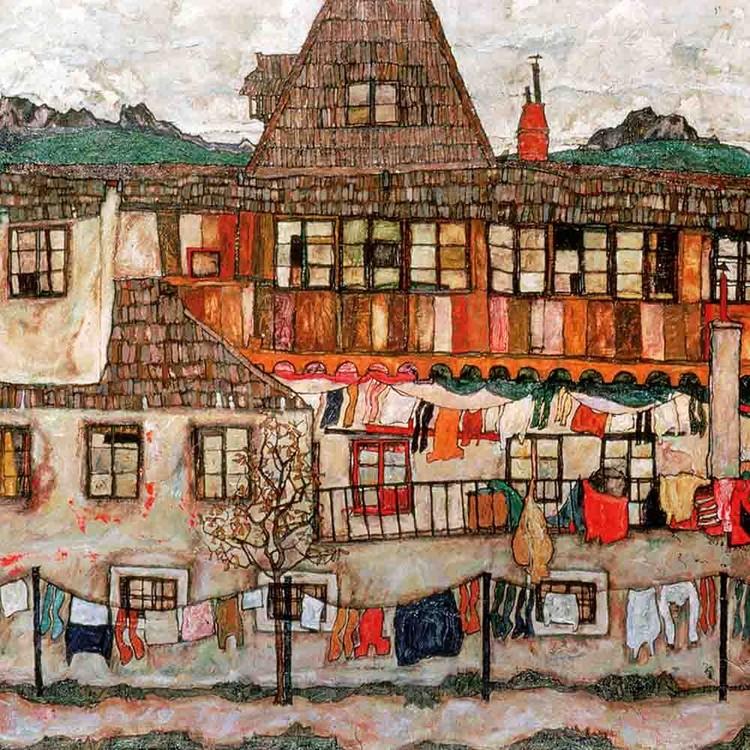 Kalendář 2018 Egon Schiele - Paintings