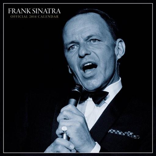 Kalendár 2017 Frank Sinatra