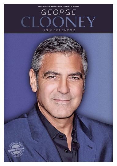 Kalendár 2017 George Clooney