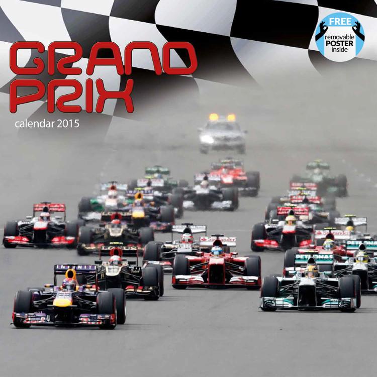 Kalendář 2017 Grand-Prix