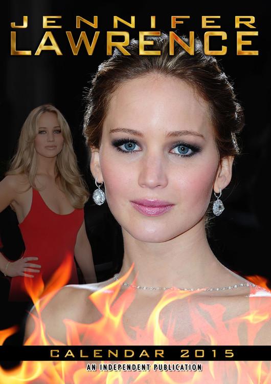 Kalendár 2017 Jennifer Lawrence