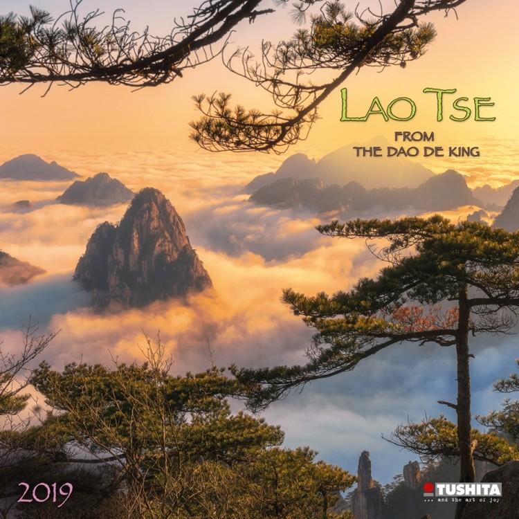 Kalendář 2019  Lao Tse