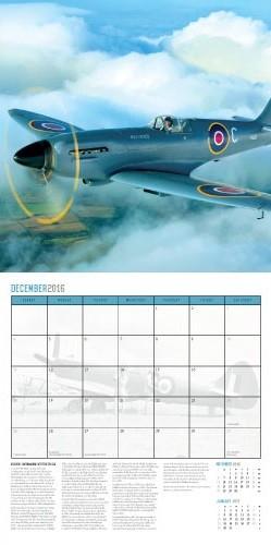 Kalendář 2021 Legends of the Sky